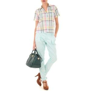 Pantalon Nancy Chase Freesoul Vert Pastel FREE SOUL