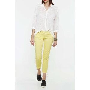 Jeans Mpw002 Meltin Pot Jaune MELTIN POT