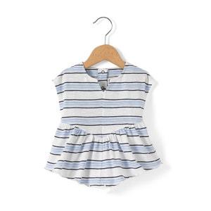 Camiseta a rayas fantasía 1-3 meses R mini