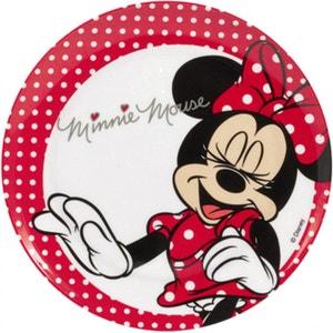 Assiette plastique Minnie Mouse B BAUMALU