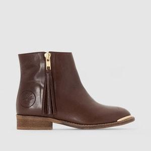 Boots met franjes AMELIA YEP