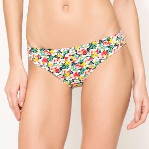 Klassieke bikinislip met bloemenprint R édition