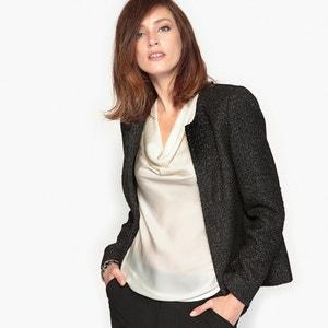 Short Woven Jacket ANNE WEYBURN