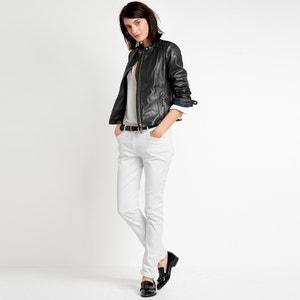 Slim broek met 5 pockets R studio