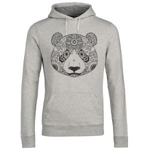 Sweat à Capuche Bio - Panda ethnik ARTECITA