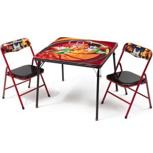 Ensemble table et chaises Pliante Mickey Mouse Disney Delta DELTA