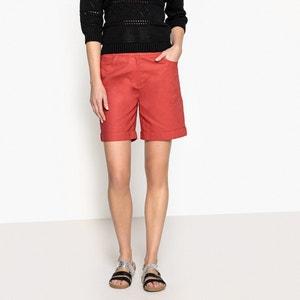 Shorts, Leinen und Baumwolle ANNE WEYBURN