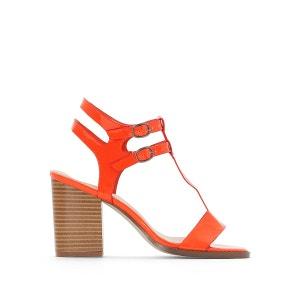 Sandales vernies La Redoute Collections