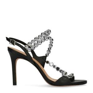 Sandales à talon aiguille avec perles SACHA