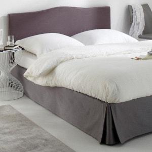 Housse de tête de lit pur coton, forme Louis XV SCENARIO