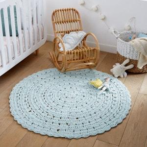 Tapis rond en crochet, Wiku La Redoute Interieurs