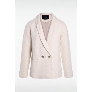 Manteau femme col cranté BONOBO