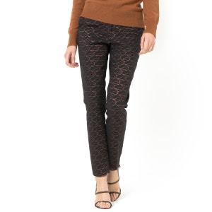 Pantalon cigarette Soft Grey SOFT GREY