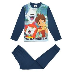 Pijama de 2 peças - 6 - 12 anos YO KAI WATCH
