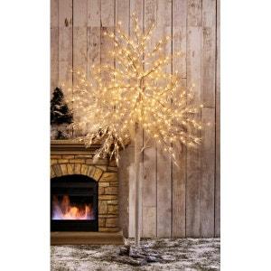 Arbre XXL lumineux extérieur 2,50m - 400 Led blanc chaud - Décoration de Noël ! NONAME