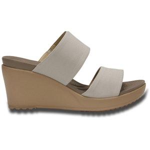 Leigh LI 2 Wedge Heel Sandals CROCS
