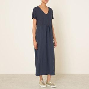 Kleid, Materialmix HARTFORD