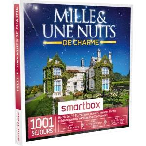 Mille & une nuits de charme - Coffret Cadeau SMARTBOX