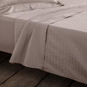 Lençol em cetim de algodão La Redoute Interieurs