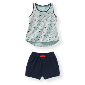 Pyjashort jersey 2-12 ans abcd'R