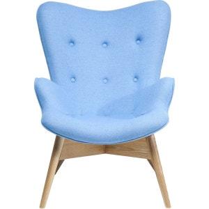 Fauteuil design bleu | La Redoute