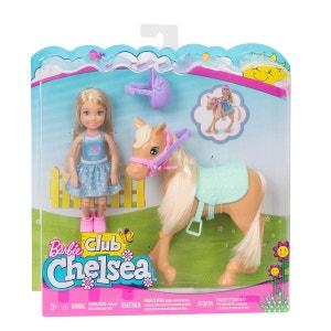 Barbie - Chelsea et son Poney - MATDYL42 BARBIE