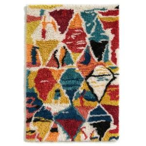 Tapis style berbère en laine, Anani AM.PM
