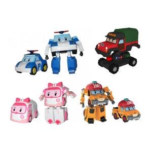 Robocar Poli Vehicule Transformable Asst 1 OUAPS