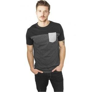 Pocket T-shirt Urban Classics Gris Foncé URBAN CLASSICS