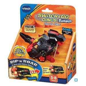 Switch and Go Dinos Turbo - Lex, le Turbo T.Rex - VTE341776215405B VTECH