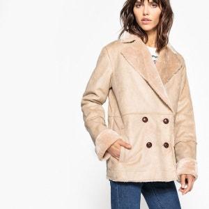 Caban style peau lainée La Redoute Collections