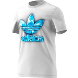 Silkscreen Print Sports T-Shirt ADIDAS