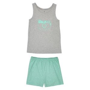 Short Pyjamas, 10-16 Years La Redoute Collections