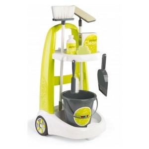 Chariot de ménage Clean Service SMOBY