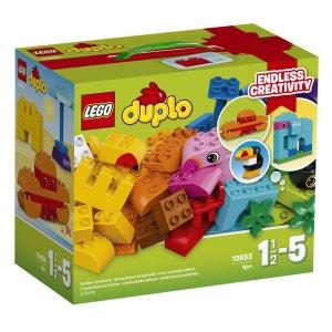 LEGODUPLO - Set de construction sur le thème des fruits et animaux - LEG10853 LEGO
