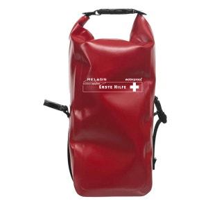 Premiers secours - Trousse de secours - long voyage étanche rouge RELAGS