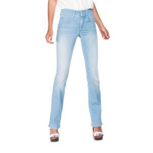 Pantalons Boot Cut taille haute effet Push In - Secret SALSA