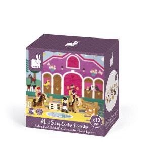 Figurines Mini Story : Centre équestre JANOD