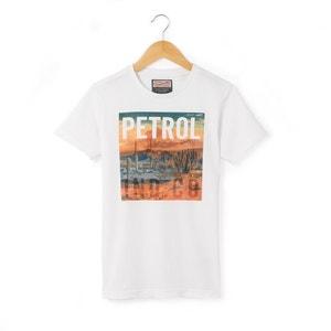 T-shirt 8 - 16 jr PETROL INDUSTRIES