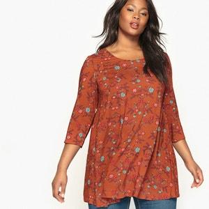 Soepele blouse met bloemenprint CASTALUNA