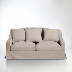 Canapé 2 ou 3 places, convertible confort excellence coton/lin, Evender La Redoute Interieurs