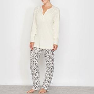 Pyjama coton & modal CASTALUNA
