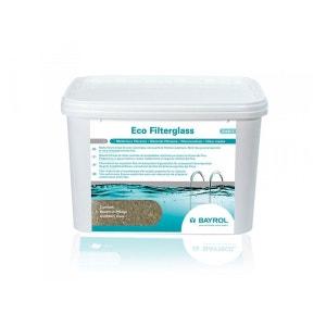 Verre filtrant Eco Filterglass Grade 2 20Kg BAYROL