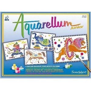 Aquarellum Junior Cirque FUN FRAG / ED DEBROISE