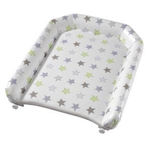 Plan à langer à fixer sur lit avec matelas à langer étoile geuther GEUTHER