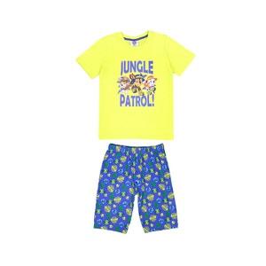 Piżama dwuczęściowa z krótkimi spodenkami, 2-8 lat PAT PATROUILLE