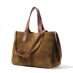 Handtasche, Leder R studio