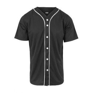 Maillot Baseball Urban Classics Mesh Noir URBAN CLASSICS