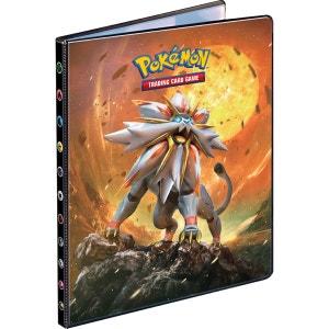 Cahier range-cartes A4 Pokémon ASMODEE