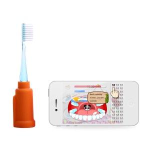 Brosse à dent électrique - VIGILANT RAINBOW, color LA REDOUTE